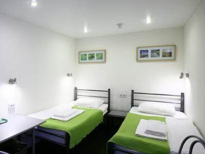 Фото, описание и отзывы жильцов о номере в отеле «PEOPLE Бизнес Новинский» ум.Краснопресненская в Москве