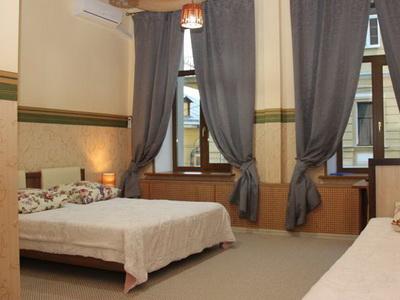 Фото, рекомендации и отзывы об отеле «Sleep at Home» метро «Парк Культуры» в Москве