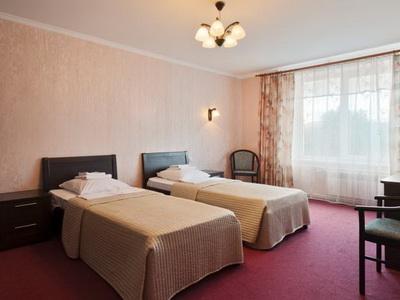 Фото, описание и отзывы о гостинице «Москвич» рядом с метро Кузьминки