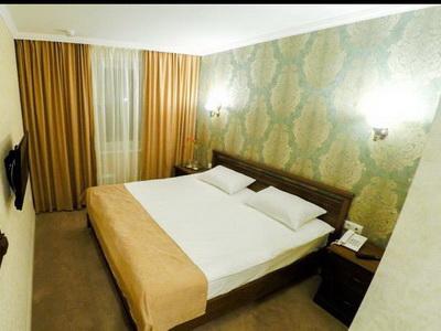 Фото, описание и отзывы о отеле «Инвайт» рядом с метро Марьино