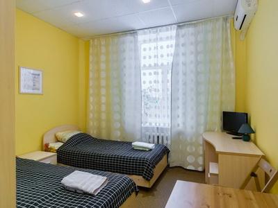 Фото, отзывы и рекомендации о хостеле «ЭК» рядом с метро ВДНХ