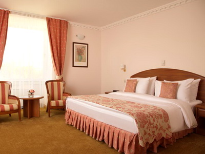 Фото, отзывы и рекомендации об отеле «Riverside» вблизи «Москва-Сити»