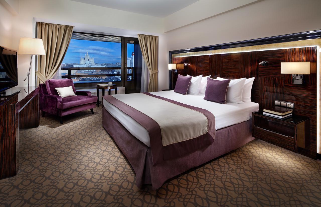 Фото, отзывы и рекомендации об отеле «Международная-2» вблизи «Москва-Сити»