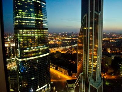 апартаменты «Студио» в башне «Империя» в Москва-Сити