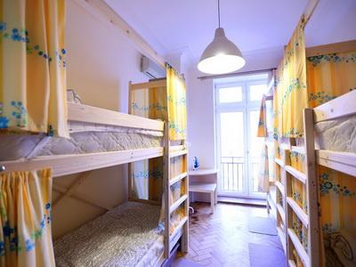 Фото, отзывы и рекомендации о хостеле «Рус-Кутузовский» метро Александровский Сад в Москве