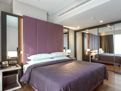 Фото, отзывы и рекомендации об отеле «Hotel Diamond Apartments» вблизи «Москва-Сити»