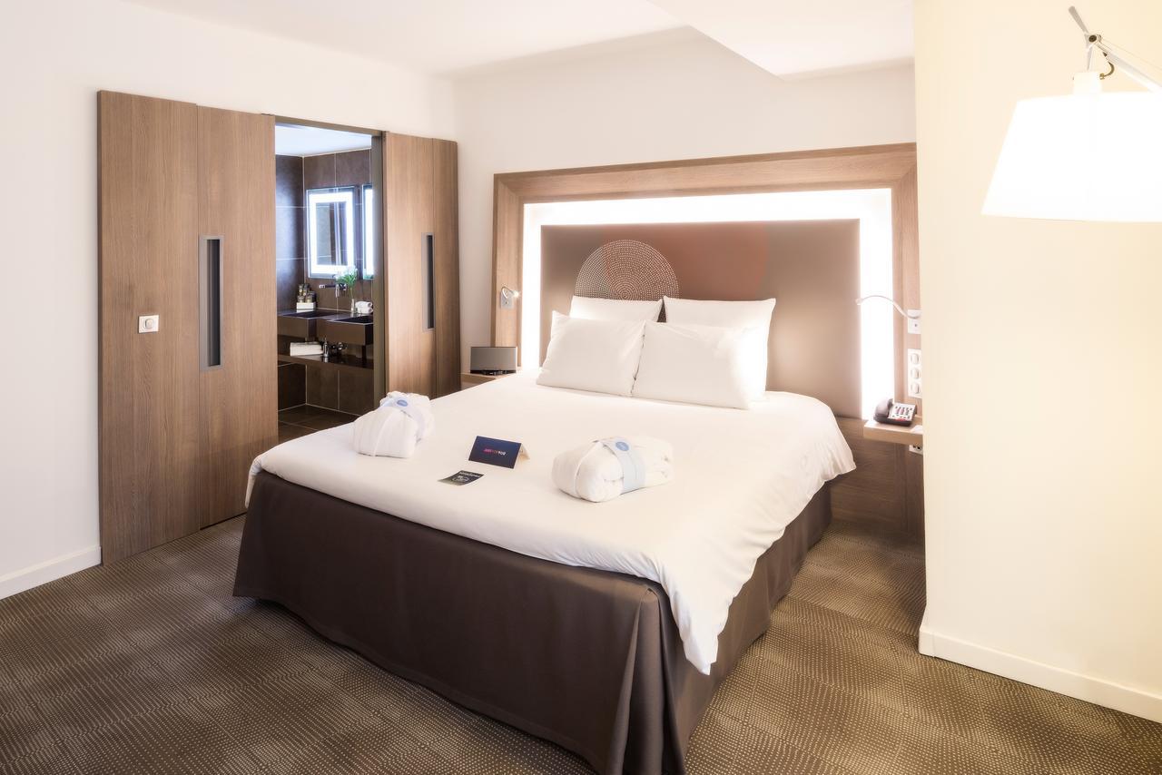 Фото, отзывы и рекомендации о номере с джакузи в отеле «Новотель» в «Афимолл Сити»
