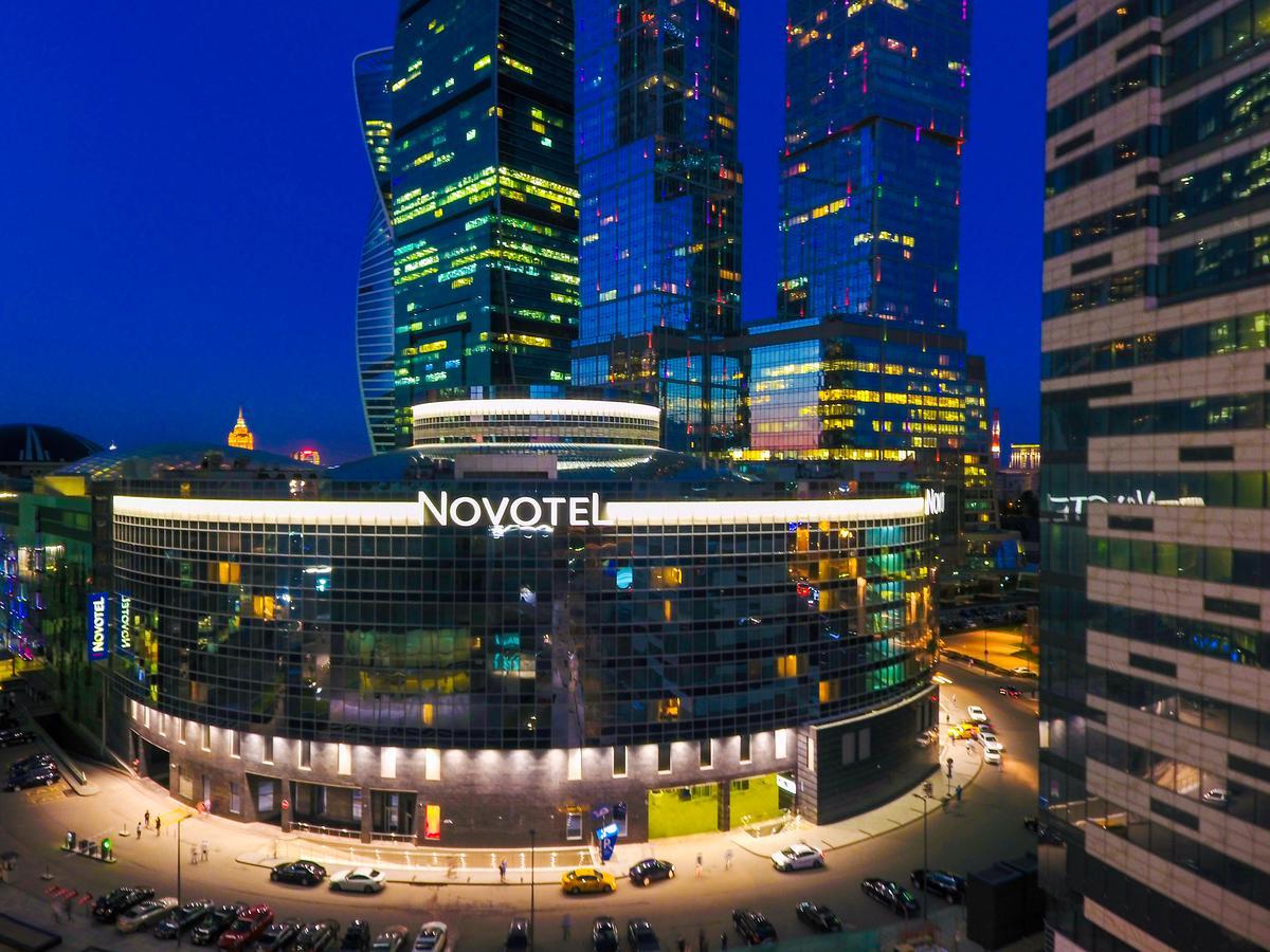 Фото, отзывы и рекомендации о номере с панорамным видом в отеле «Новотель» в «Афимолл Сити»