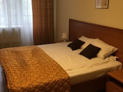 Снять номер в отеле «Рослеспром» у м.«Нагатинская»