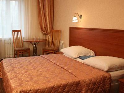 Фото, описание и отзывы о отеле «Гостиничный Комплекс Машиностроения» рядом с метро «Новокосино»