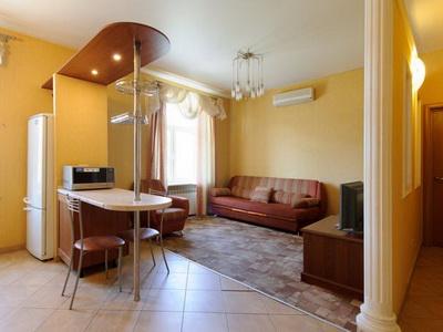 Фото, описание и отзывы об апартаментах посуточно рядом с метро Новослободская в Москве