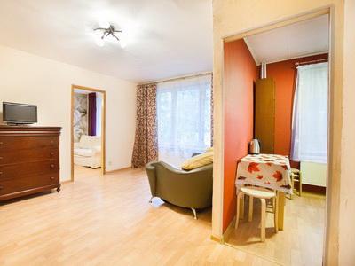 Фото, описание и отзывы об апартаментах посуточно рядом с м.«Новые Черёмушки» в Москве