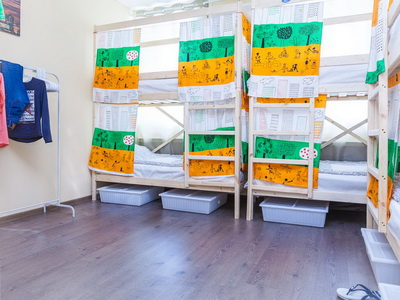 Фото, отзывы и рекомендации о хостеле «Рус» рядом с м.Марьина Роща
