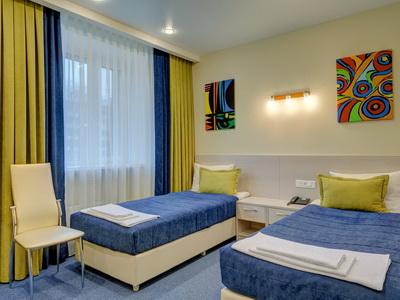 Фото, описание и отзывы об отеле «Комфорт Класс» в Москве