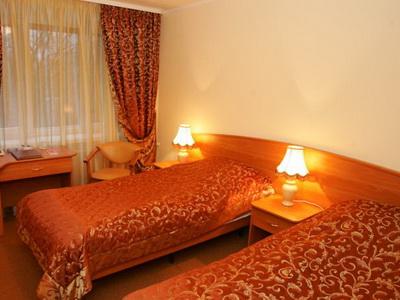 Фото, рекомендации и отзывы о гостинице «Парк-Отель Фили» у м.«Деловой Центр»