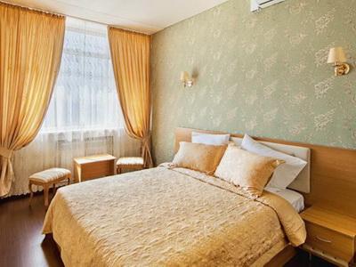 Фото, описание и отзывы о отеле «Сити» рядом с метро Печатники в Москве