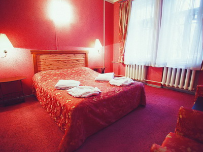 Фото, описание и отзывы о отеле «Отдых-5» рядом с метро Печатники в Москве