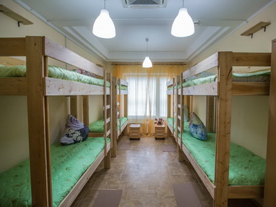 Фото, отзывы и рекомендации о хостеле «Олимп» метро Петровский Парк в Москве