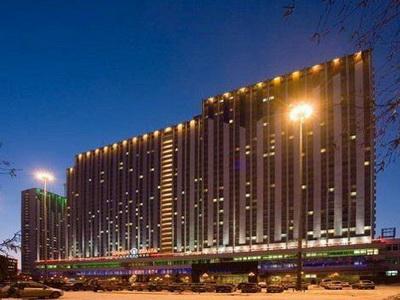 Фото, описание и отзывы об отеле «Измайлово Дельта» рядом с метро «Преображенская Площадь» в Москве