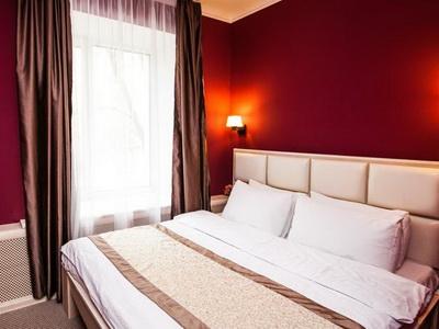 Фото, описание и отзывы об отеле «Triva» рядом с метро «Преображенская Площадь» в Москве