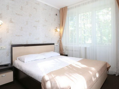 Фото, описание и отзывы о гостинице «Лайт Нагорная» рядом с метро «Профсоюзная»