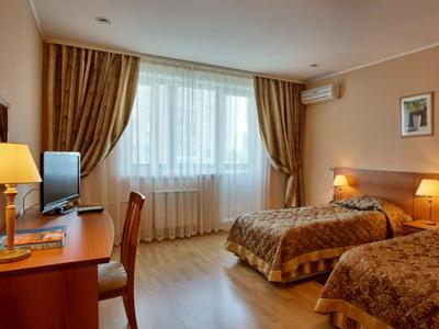 Фото, отзывы и комментарии об апарт-отеле «Волга» у м.«Пр-т Мира» в Москве