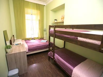 Фото, отзывы и рекомендации о мини-отеле «Siberia» рядом с метро Проспект Мира