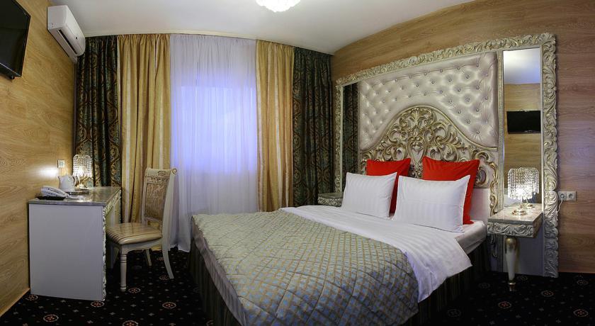 Фото, отзывы и рекомендации об отеле «Галерея Авеню», улица Щепкина, дом 32, У СК «Олимпийский» в Москве