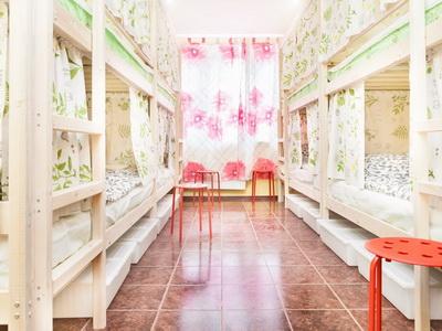 Фото, отзывы и рекомендации о хостеле «Рус Юго-Западная» метро Рассказовка в Москве