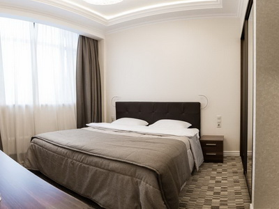 Фото, описание и отзывы жильцов об отеле «Вишнёвый Сад» рядом с метро Рассказовка