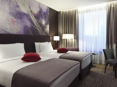 Фото, описание и отзывы об отеле «DoubleTree by Hilton Moscow» у метро Речной Вокзал