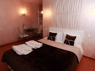 Фото, описание и отзывы об отеле «Делайт» рядом с метро Римская в Москве