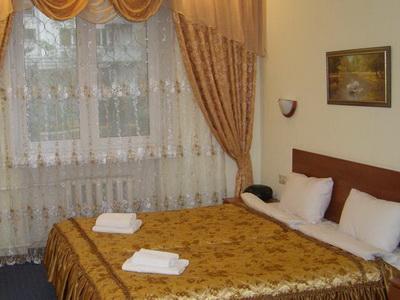 Фото, описание и отзывы о отеле «Бригантина» рядом с метро Рязанский Пр-т