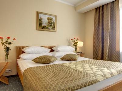 Фото, описание и отзывы о отеле «Измайлово Альфа» рядом с метро Семеновская в Москве