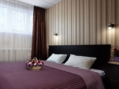 Фото, описание и отзывы об отеле «Мария» рядом с метро «Щелковская»