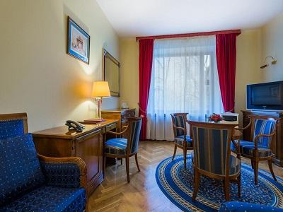 Фото, описание и отзывы о отеле «Арбат» рядом с метро Смоленская