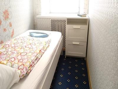 Фото, описание и отзывы об хостеле «Алекс» рядом с метро Баррикадная в Москве