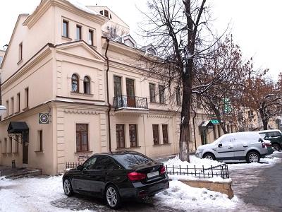 Фото, описание и отзывы об хостеле «Арбат 42» рядом с метро Смоленская в Москве