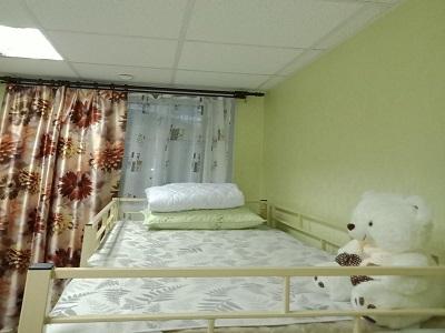 Фото, описание и отзывы об хостеле «Милан» рядом с метро Баррикадная в Москве