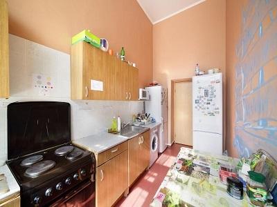 Фото, описание и отзывы об хостеле «Парус» рядом с метро Смоленская в Москве