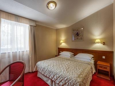 Фото, описание и отзывы об отеле «Амбассадори» рядом с р-н Арбат в Москве