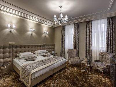 Фото, описание и отзывы о отеле «Амбассадори» рядом с метро Смоленская