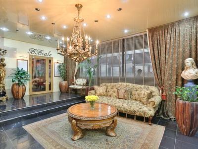 Фото, отзывы и рекомендации об отеле «Арбат Хаус» метро Баррикадная в Москве