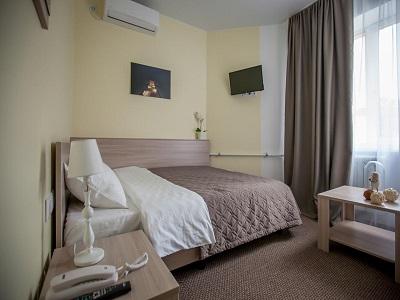 Фото, описание и отзывы о отеле «Арбат Инн» рядом с метро Смоленская