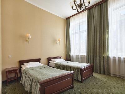 Фото, описание и отзывы о отеле «Багратион» рядом с метро Смоленская