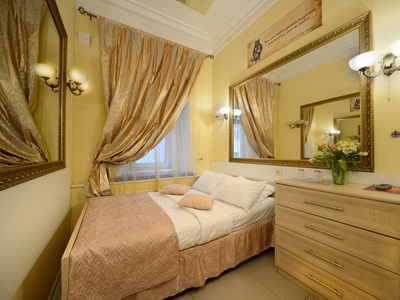 Фото, отзывы и рекомендации об отеле «Булгаков» м.«Баррикадная» в Москве