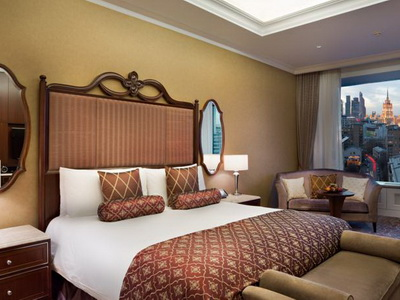 Фото, отзывы и рекомендации об отеле «Лотте Отель Москва» м.«Смоленская» в Москве