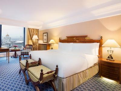 Фото, отзывы и рекомендации об отеле «Ритц-Карлтон»м.Краснопресненская в Москве