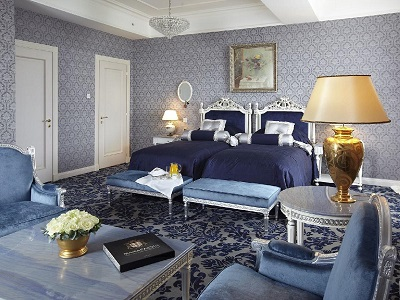 Фото, описание и отзывы об отеле «Рэдиссон Коллекшен» рядом с р-н Арбат в Москве