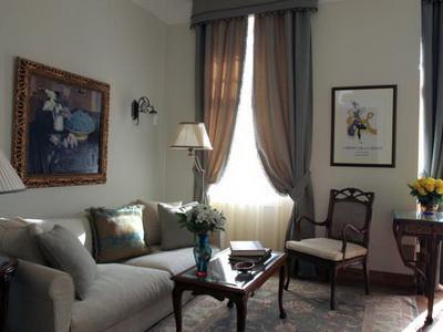 Фото, отзывы и рекомендации об отеле «Руссо Балт» м.«Баррикадная» в Москве